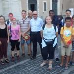 071 Gruppe mit Bischof v Graz